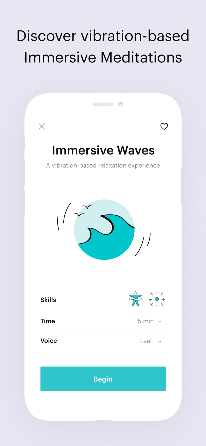 Balance - app screenshot