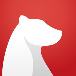 Bear - app icon