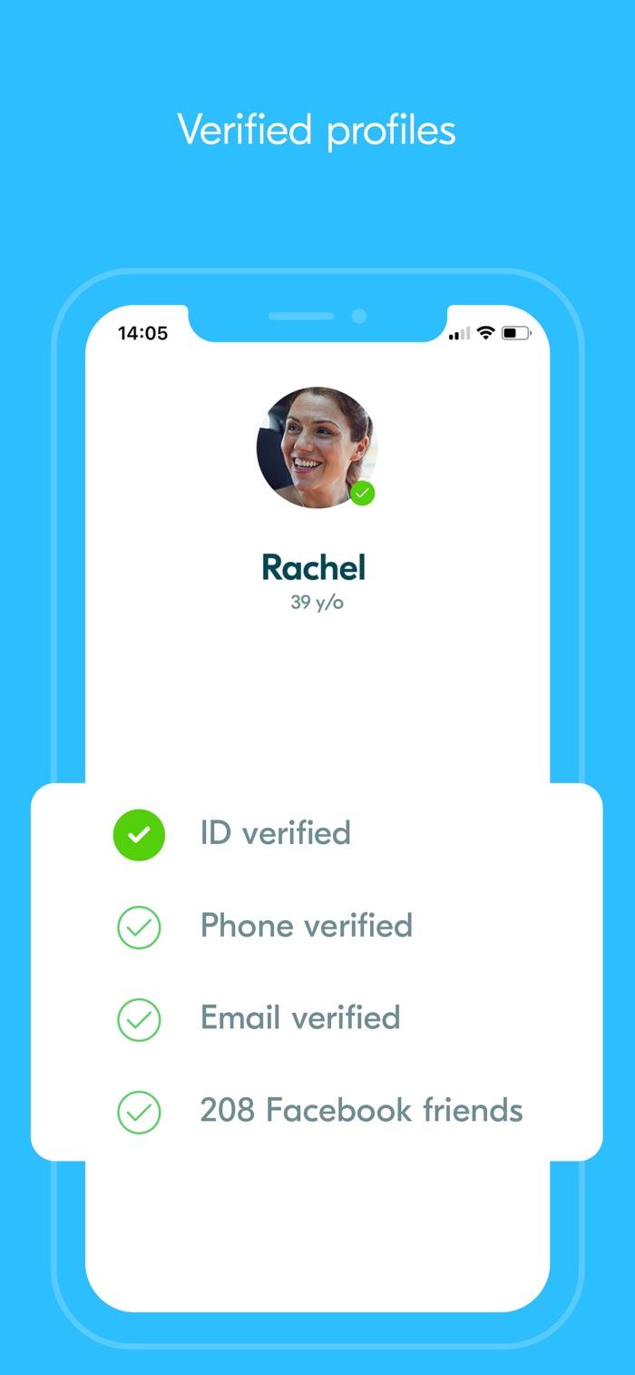 BlaBlaCar - app screenshot