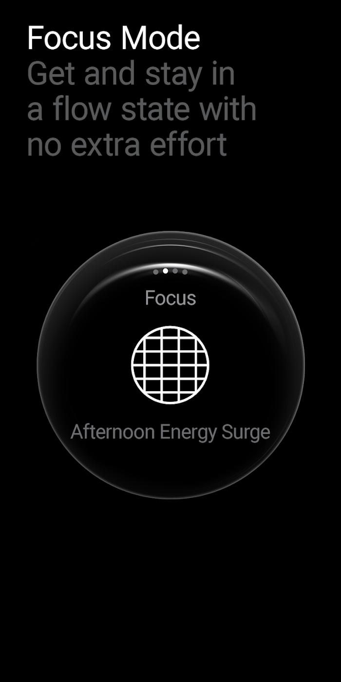 Endel - app screenshot