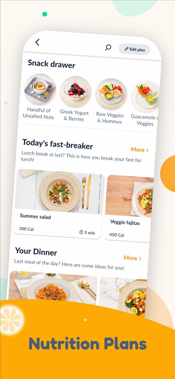 Fastic - app screenshot