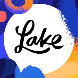 Lake - app icon
