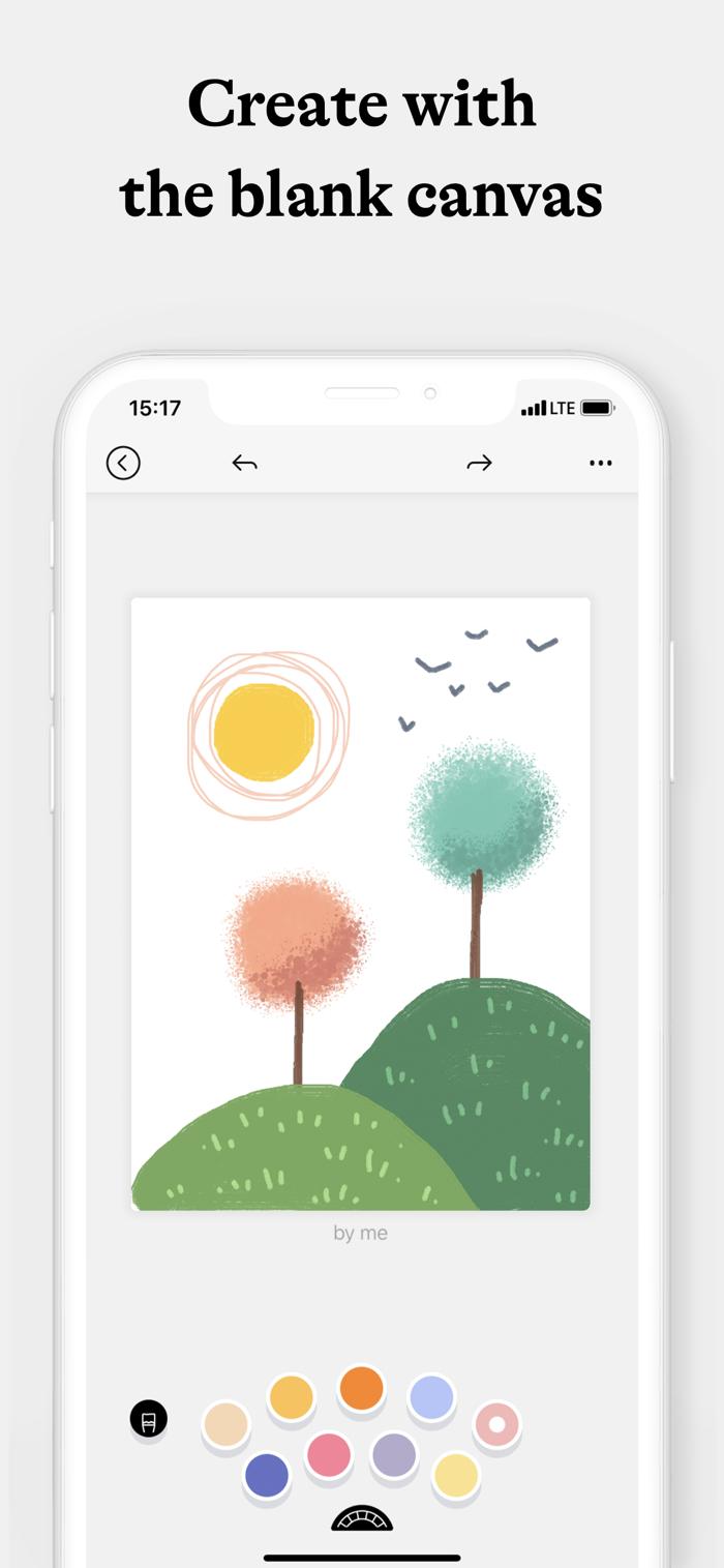 Lake - app screenshot