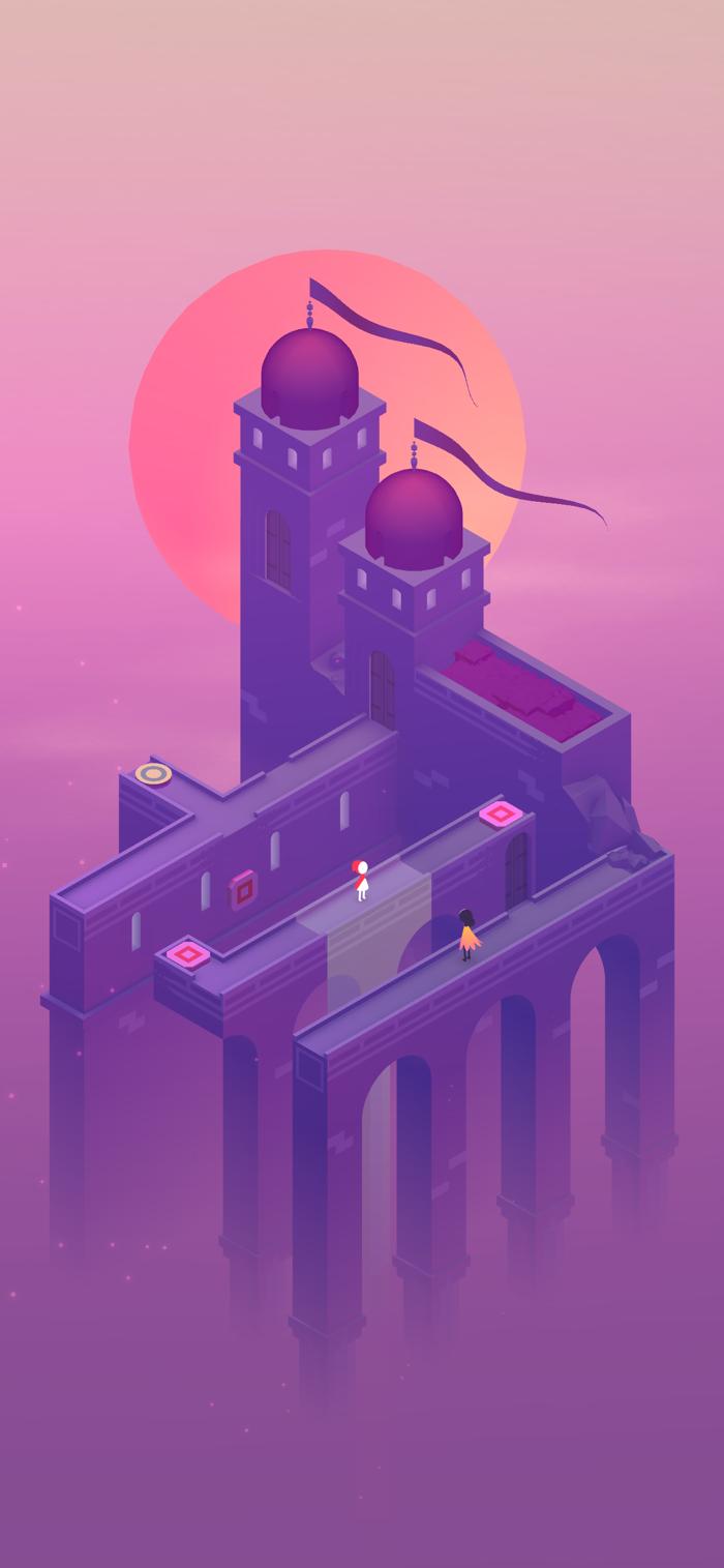 Monument Valley 2 - app screenshot