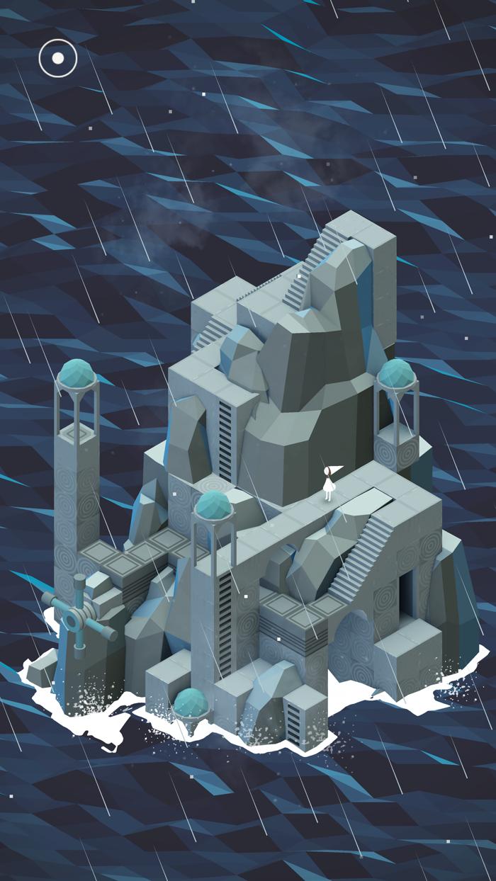 Monument Valley - app screenshot