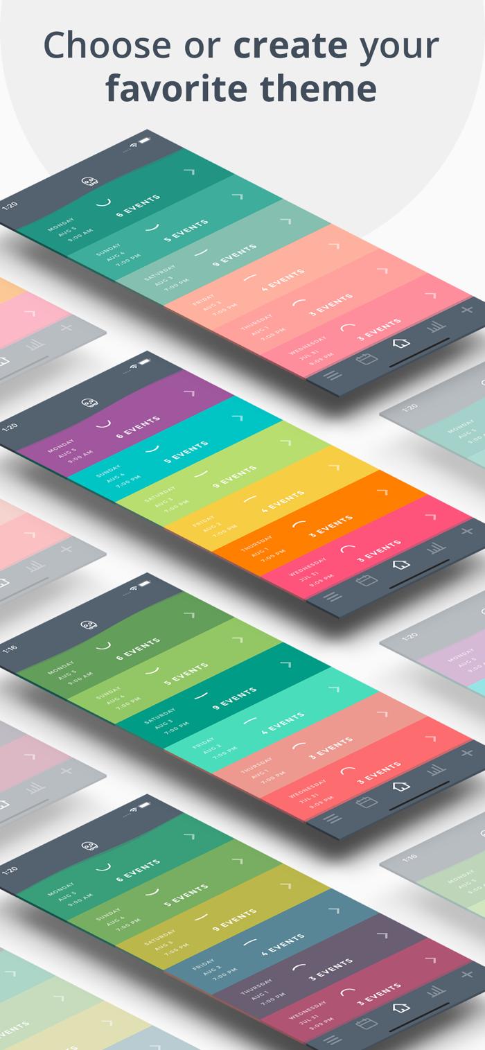 Moodistory - app screenshot