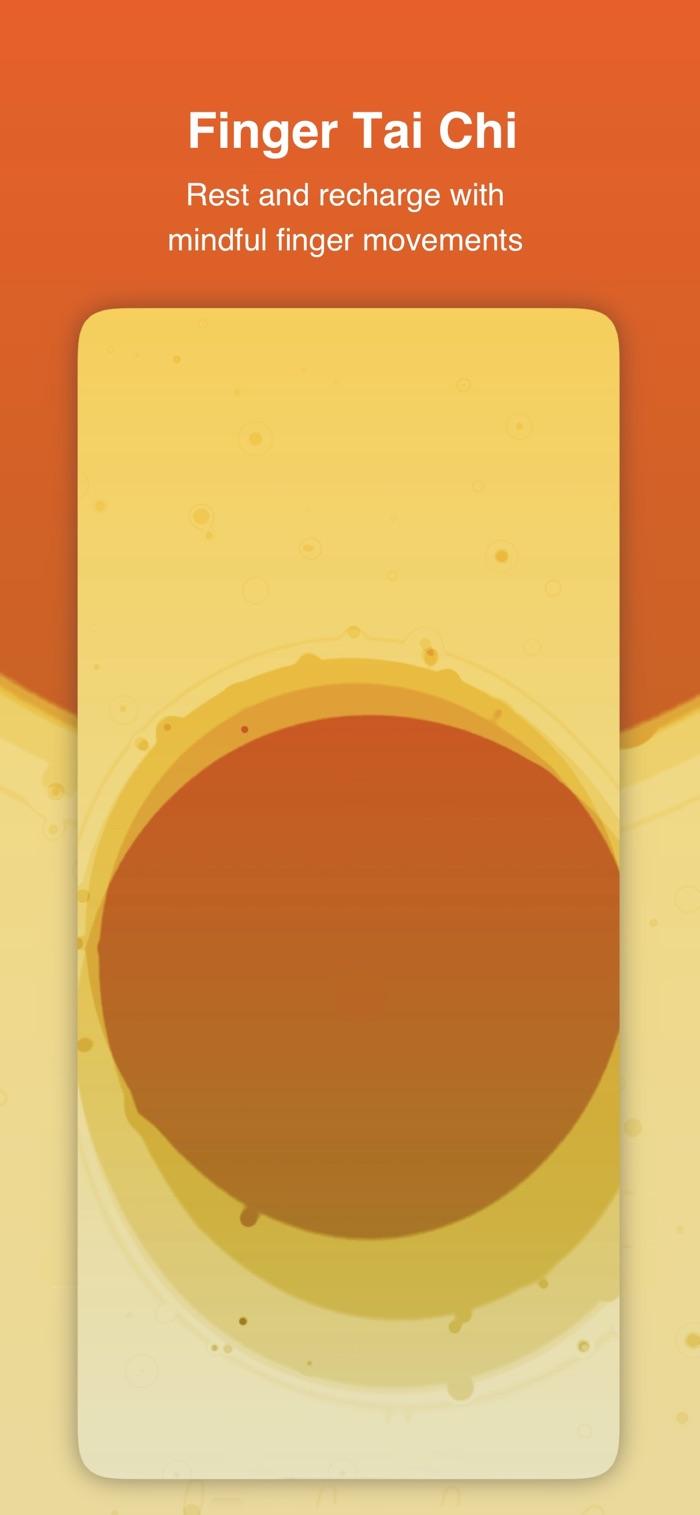 Pause - app screenshot