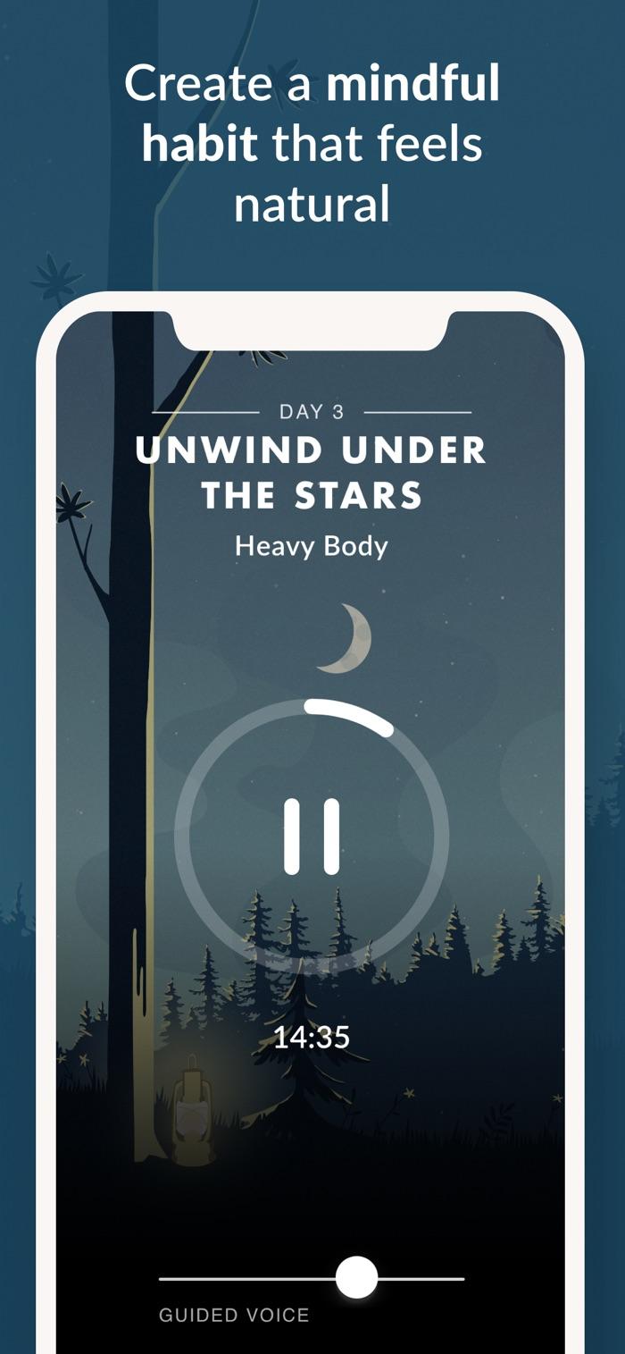 Wild Journey - app screenshot