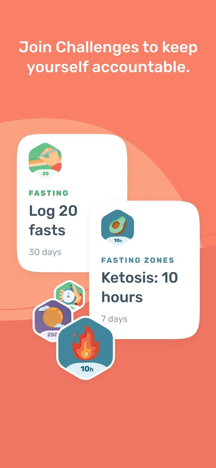 Zero - app screenshot